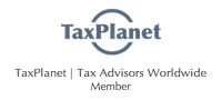Tax Planet logo, click here to access Stephen Dann's membership page